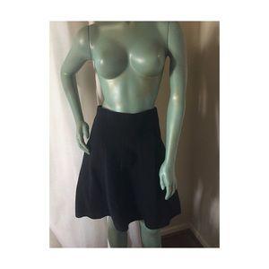 Ted Baker Fluted HEVEN Skirt - Size 4 (US 10)